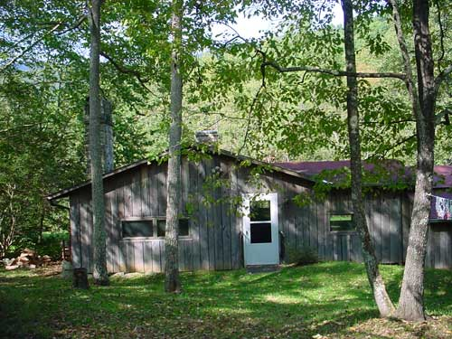 Birch S Library Old Rag Cabins